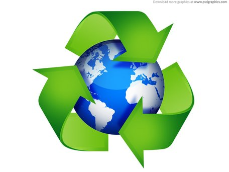 Green recycling symbols Clipart Picture Free Download.