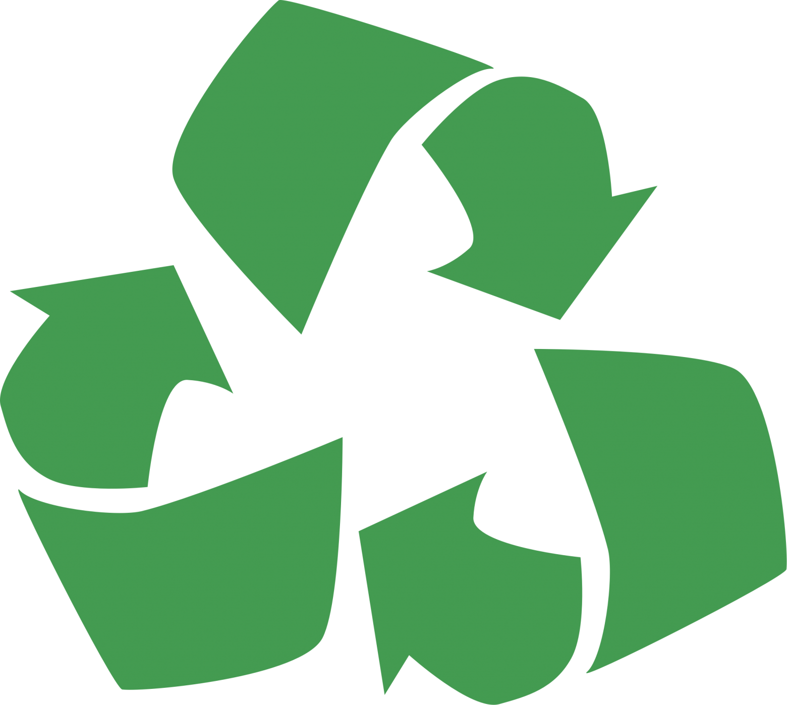 Logo recyclage png 7 » PNG Image.