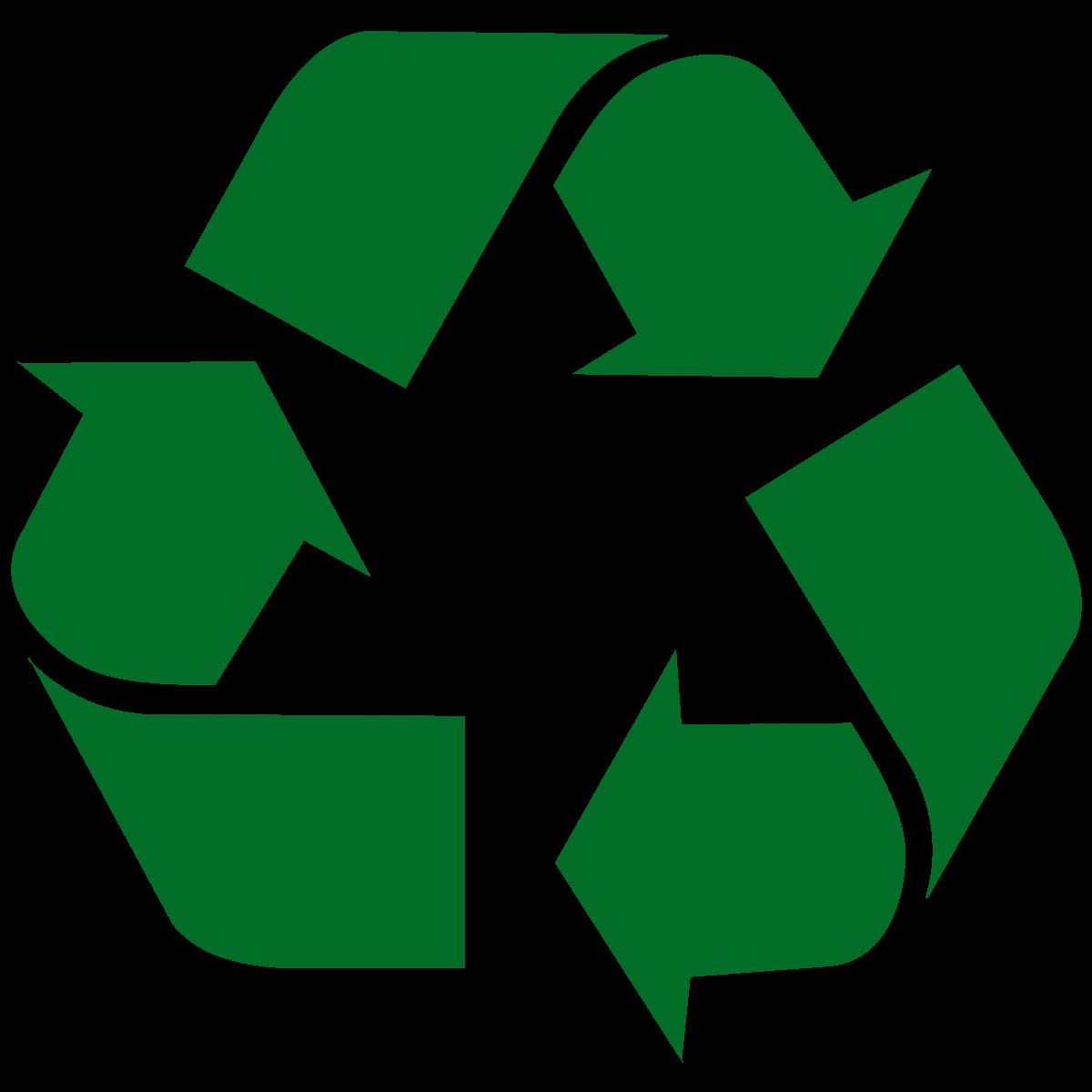 Symbole du recyclage — Wikipédia.