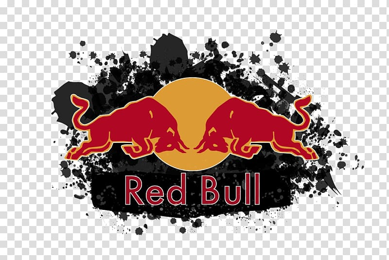 Red Bull logo, Red Bull Energy drink Krating Daeng Logo.