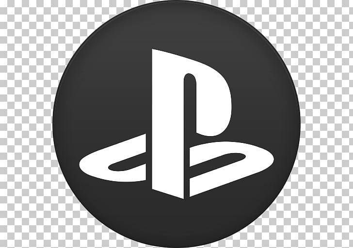Brand logo circle, Playstation, Sony PS logo PNG clipart.