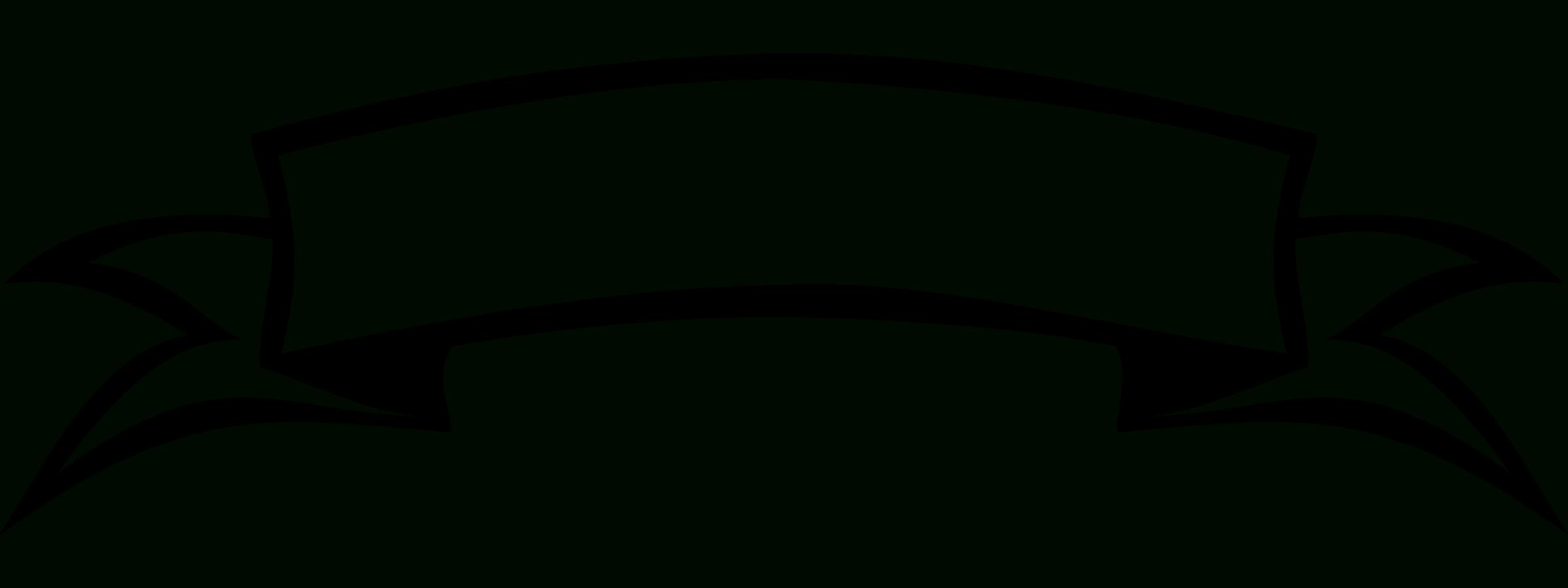Ribbon Logo Clipart.