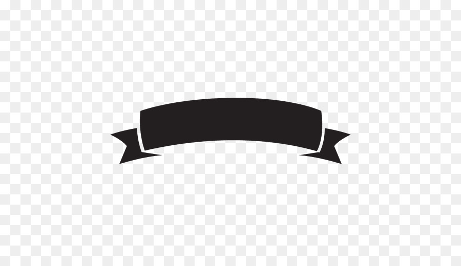 Black Background Ribbon clipart.