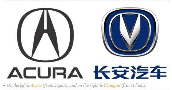 Car Logo Rip.