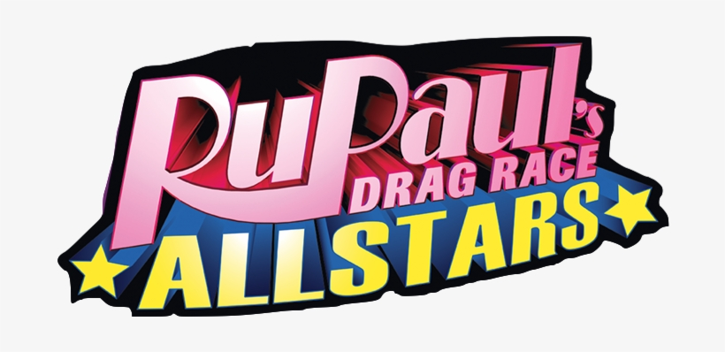 Rupaul\'s Drag Race All Stars 3 Logo.