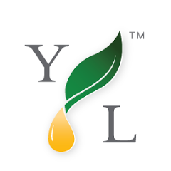 Sage oil Young Living Essential oil Common sage Logo.