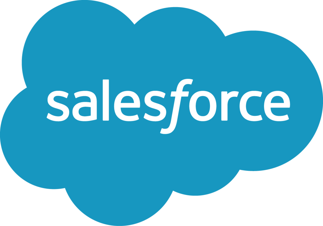 Salesforce Official Brand Assets.