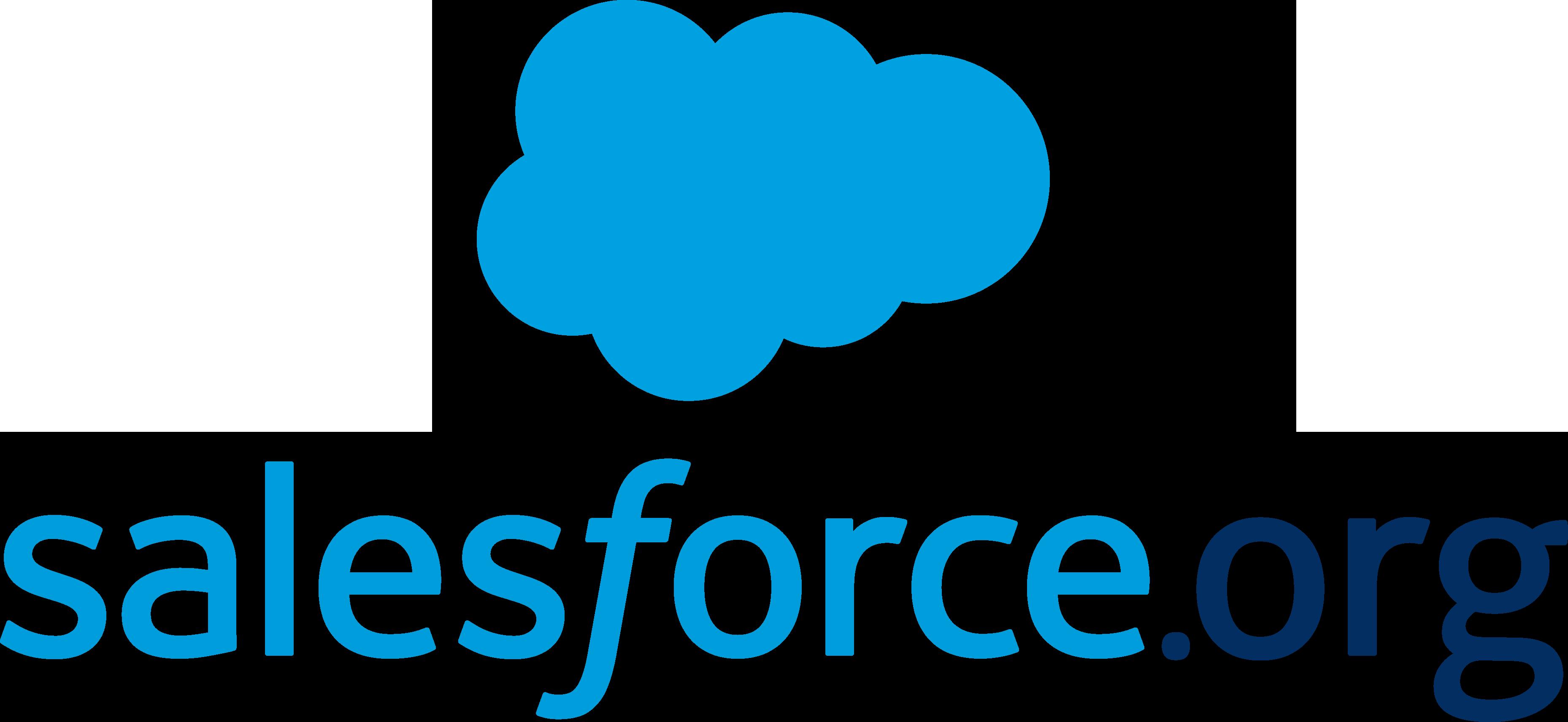 Salesforce.org.