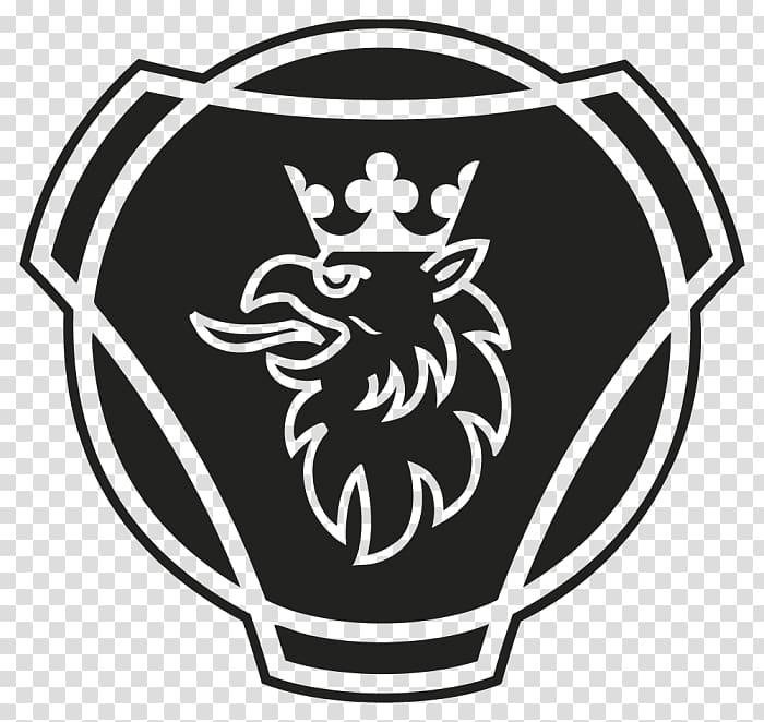 Lion with crown logo, Scania AB Car Logo Navistar.
