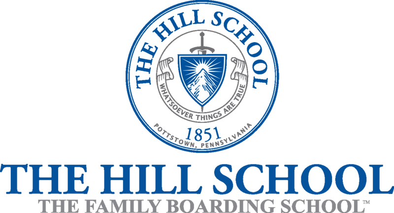 File:The Hill School Family Boarding School logo.png.