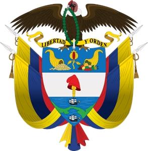 Escudo de Colombia Logo Vector (.EPS) Free Download.