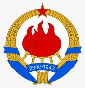 Emblem Of Sfr Yugoslavia.