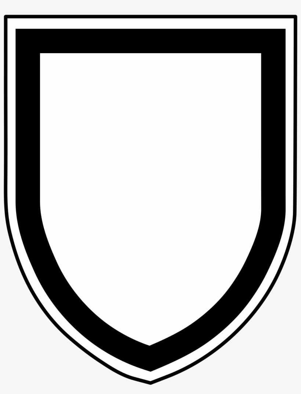 Shield Svg Outline.