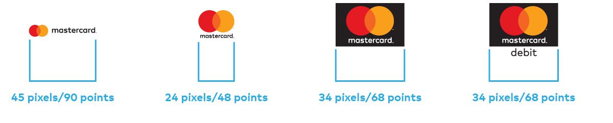 Debit Mastercard Guidelines & Logo Usage Rules.