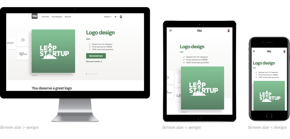 Responsive web design: key tips and approaches.