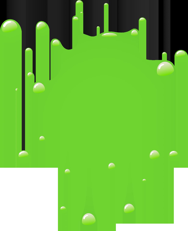 Slime Clipart.