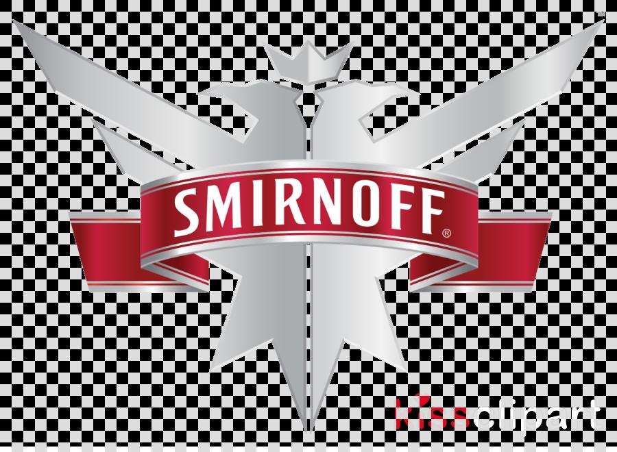 Smirnoff Logo clipart.