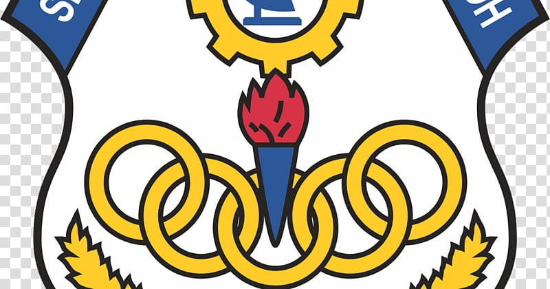 SMK Simpang Bekoh Jasin Logo, others transparent background.