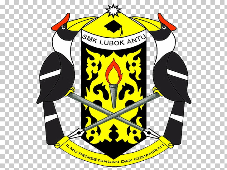 SMK Lubok Antu Brand Logo Crest , terabai PNG clipart.