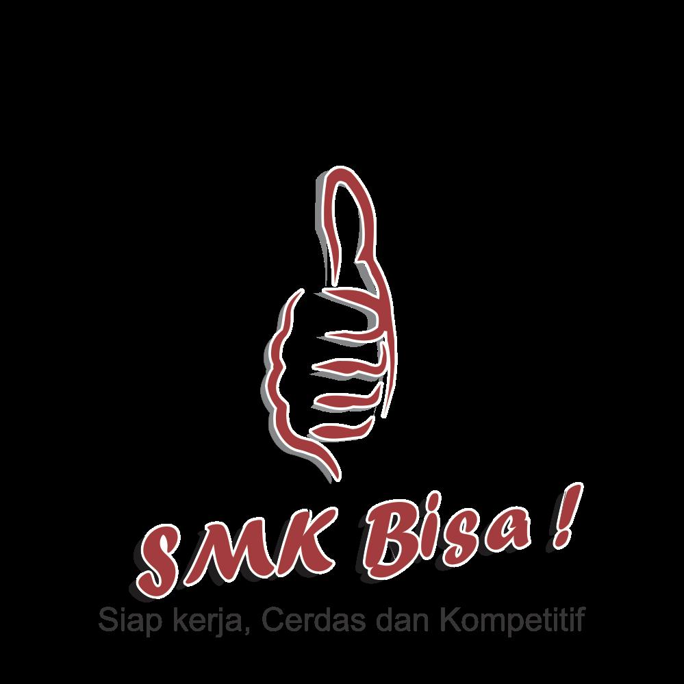LOGO SMK BISA VECTOR CDR.