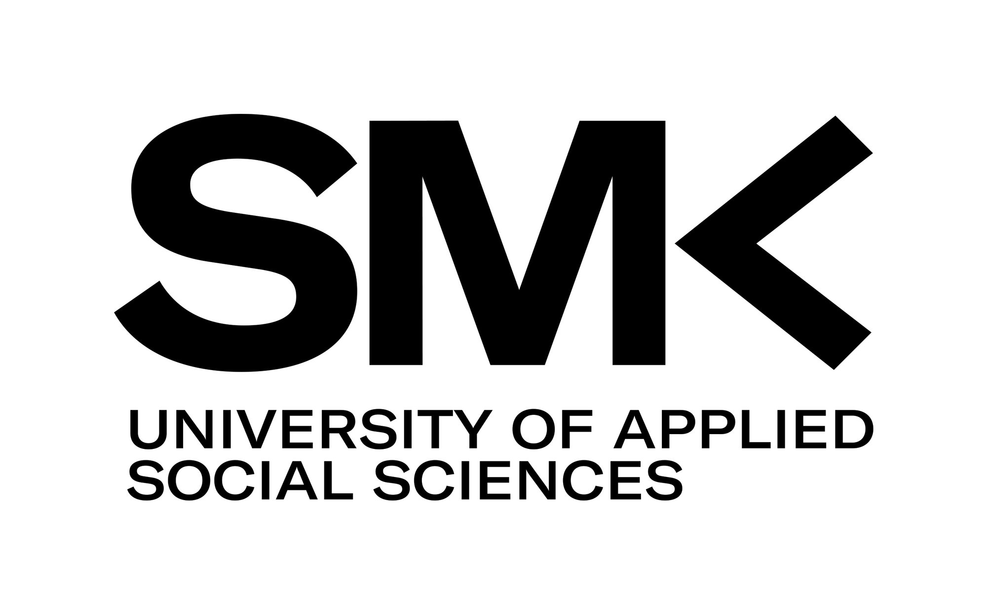 Brand New: New Logo and Identity for SMK by Andstudio.