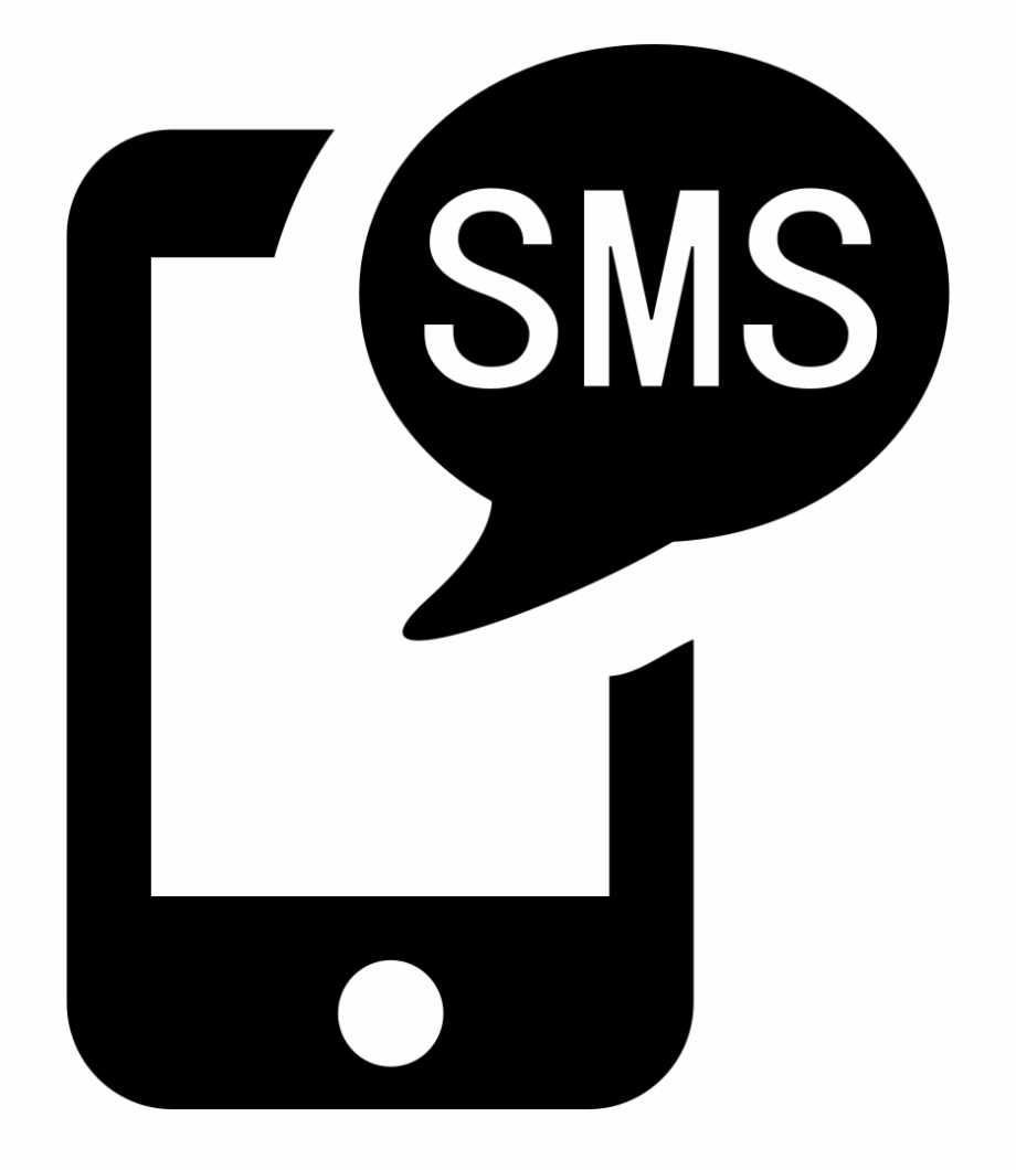 Sms Message Free Technology Icons.