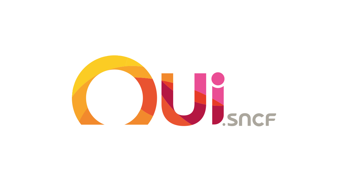 Train travel around France and Europe by OUI.sncf.