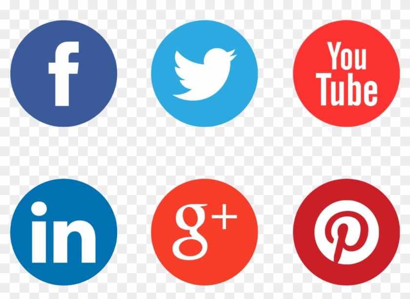 Free Vector Graphic Social Media You Tube Facebook.