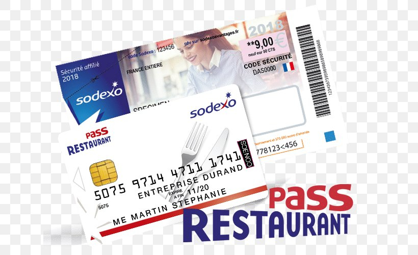 Meal Voucher Sodexo Restaurant Breakfast Lunch, PNG.