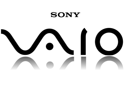 The word \'VAIO\' in Sony Vaio has been designed so that the.
