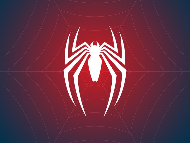 Spiderman Logo by Yusif Alomeri on Dribbble.
