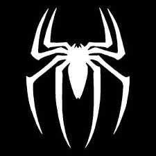 Spiderman Spider Logo Vinyl Decal Sticker.