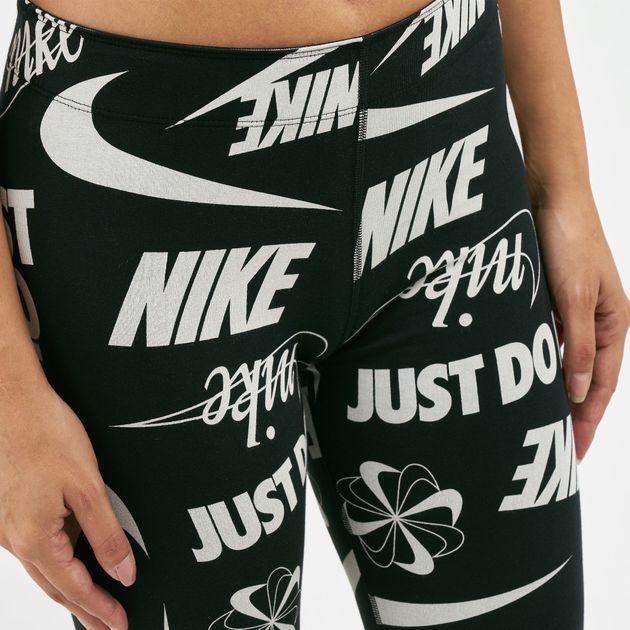 Nike Women\'s Sportswear Logo Leg.