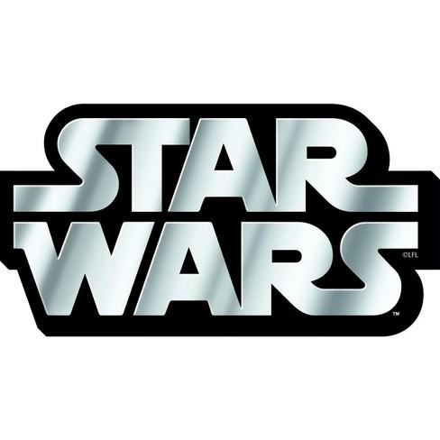NMR Distribution Star Wars Vintage Logo Funky Chunky Magnet.