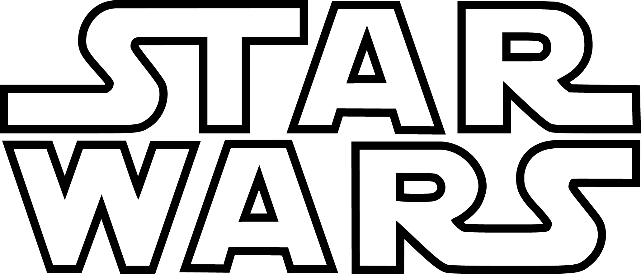 HD Star Wars Logo [starwars.