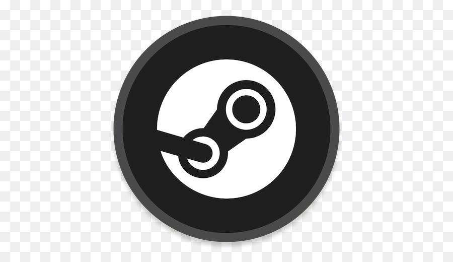 Steam Logo clipart.