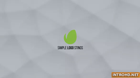 VIDEOHIVE SIMPLE LOGO STINGS » Free After Effects Template.