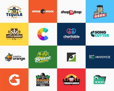 Logo Design & Branding Services on Envato Studio.