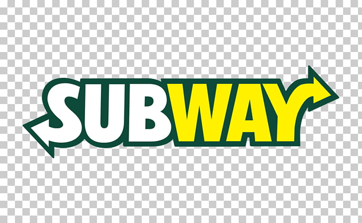 Logo Brand Fast food Franchising Subway, subway sandwich PNG.