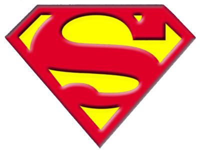 Super Man Logo.