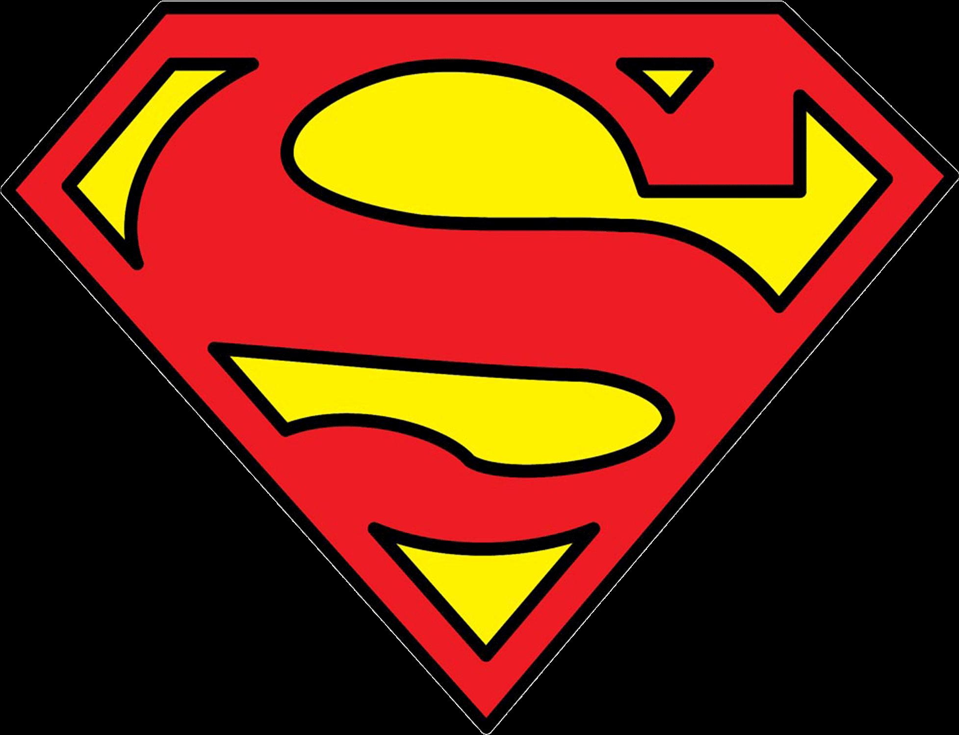 Simbolo Do Super Homem.