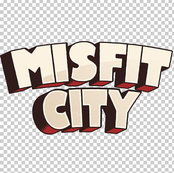 Logo Misfit City Brand Some Kinda Hate PNG, Clipart.