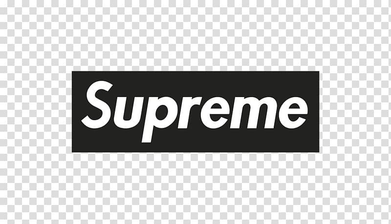 Supreme logo, T.