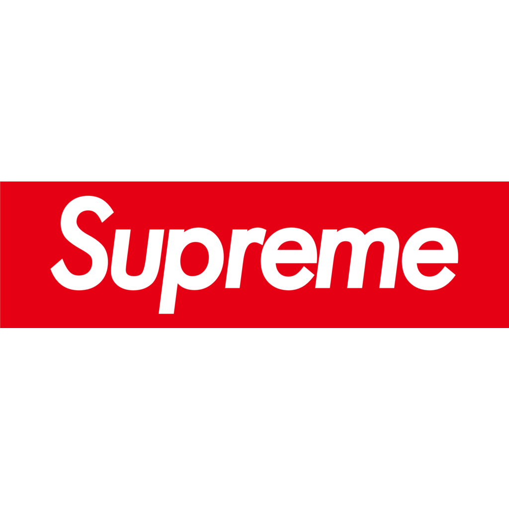 Supreme logo, Vector Logo of Supreme brand free download.