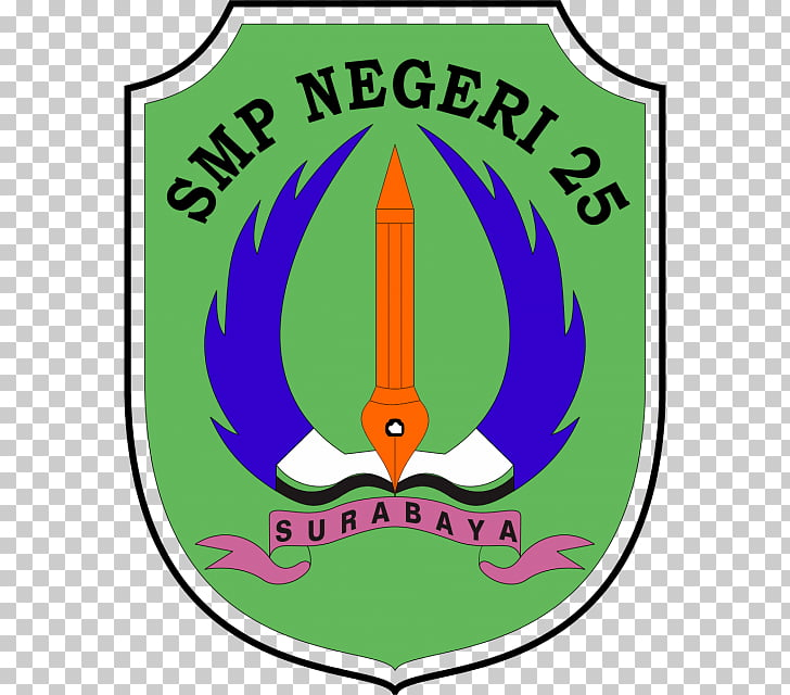 Junior High School 25 Surabaya An Nur Catering Surabaya Logo.