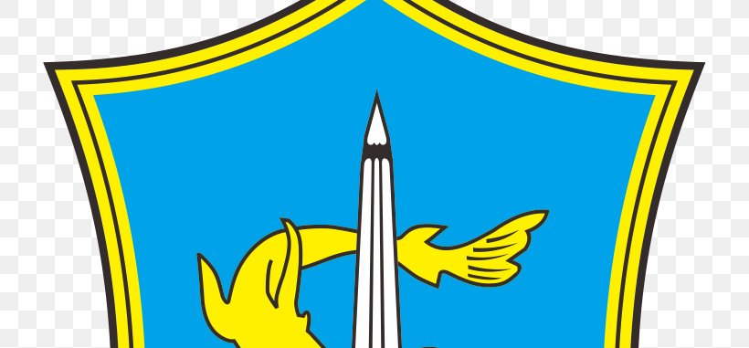 Surabaya City Government Image Plus Vector Graphics Design.