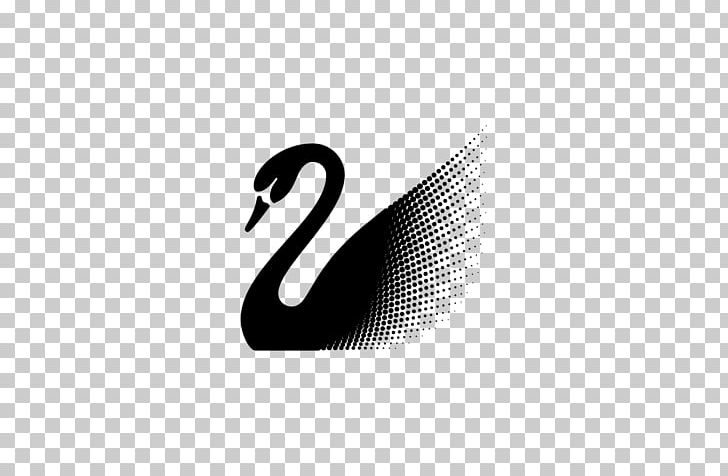 Swarovski AG Cygnini Logo Brand PNG, Clipart, Beak, Black.