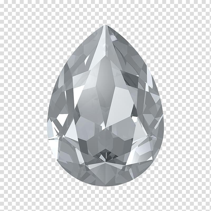 Crystal Diamond, Swarovski AG transparent background PNG.