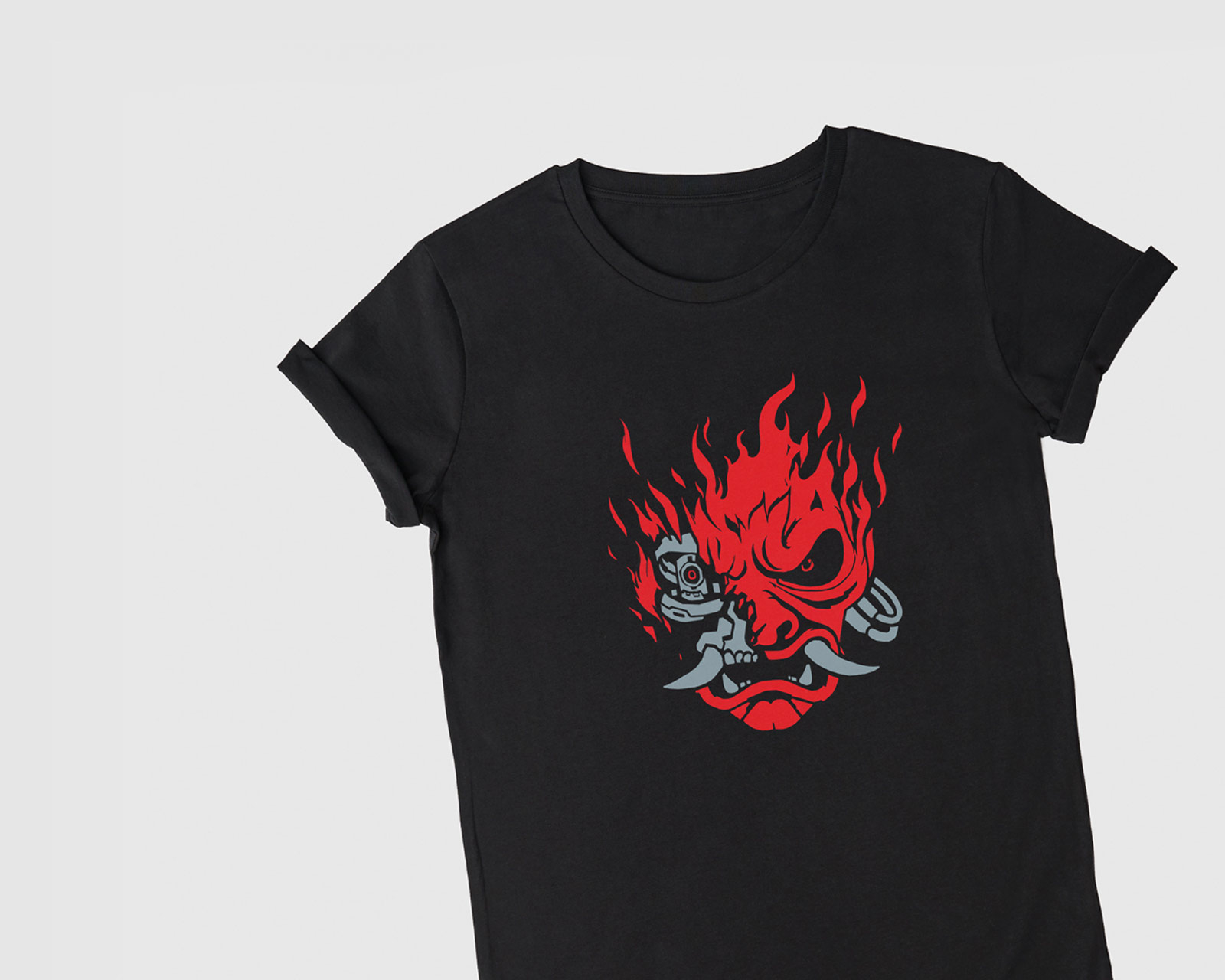 Samurai Logo T.
