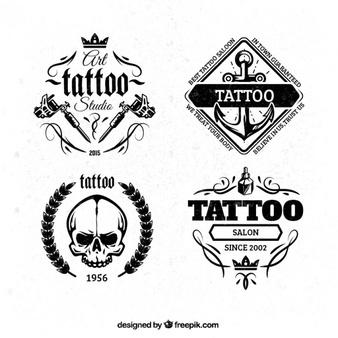 Tattoo Logo Vectors, Photos and PSD files.